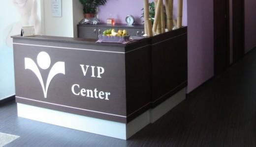 Dear arredamenti centri estetici mobili per la casa for Mobili da reception