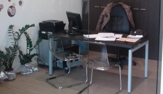 Dear arredamenti centri estetici mobili per la casa for Arredo ufficio tecnico